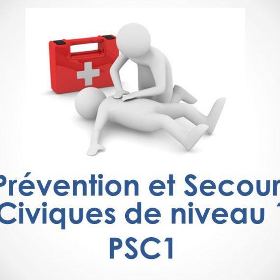 Formation PSC1 – Classe de 4ième