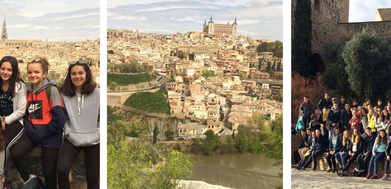 Voyage en Espagne – Premiers jours