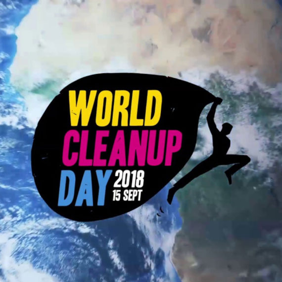 CleanUp Day 2018