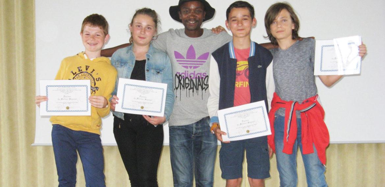 Projet Slam de poésie en 5ème