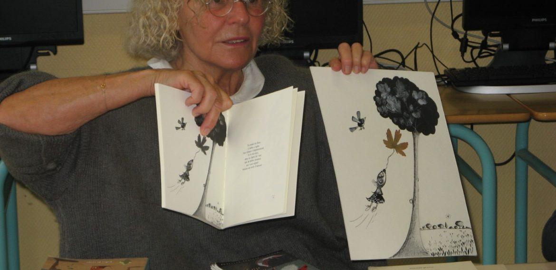 Clotilde Bernos : une invité du Club Lecture