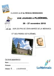 thumbnail of LIVRET 2018 – Guérande