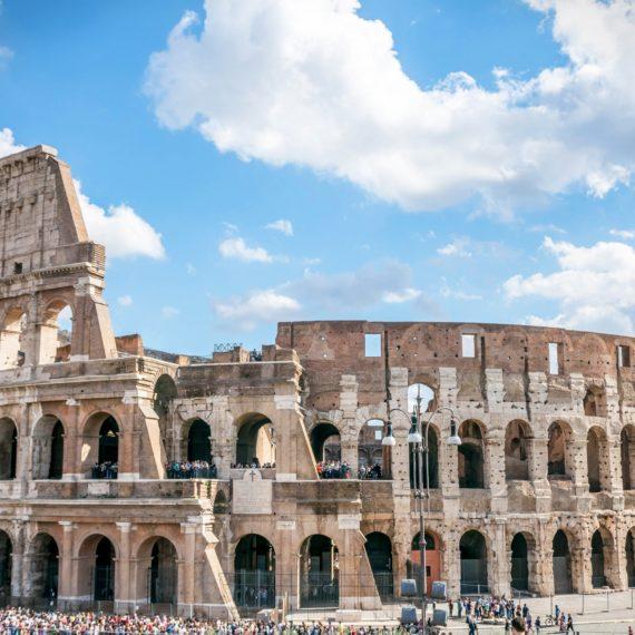 Voyage à Rome du 31 mars au 5 avril 2019 (Latinistes de 4ème ADEF)