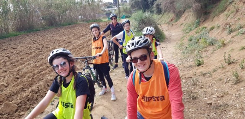 Costa Brava – Premières activités sportives