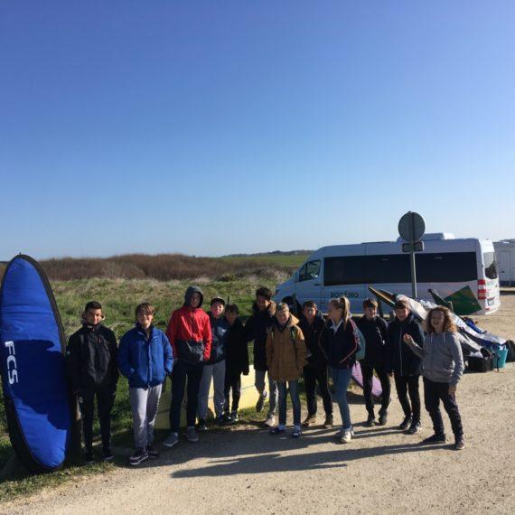 Départemental de surf par équipe