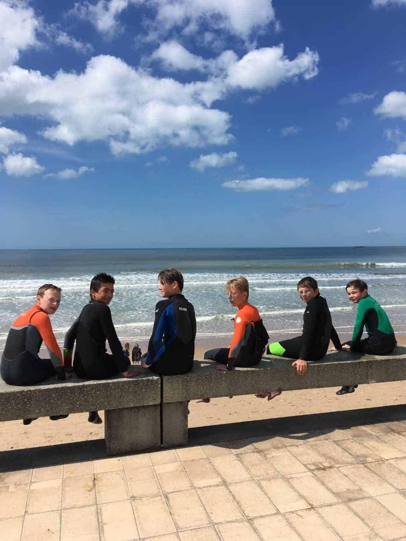 Inter -régional de surf