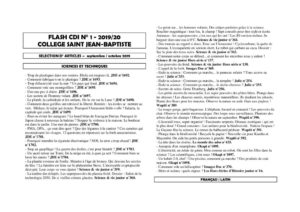 thumbnail of FLASH CDI 1 2019-2020