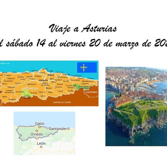 Voyage en principauté des Asturies
