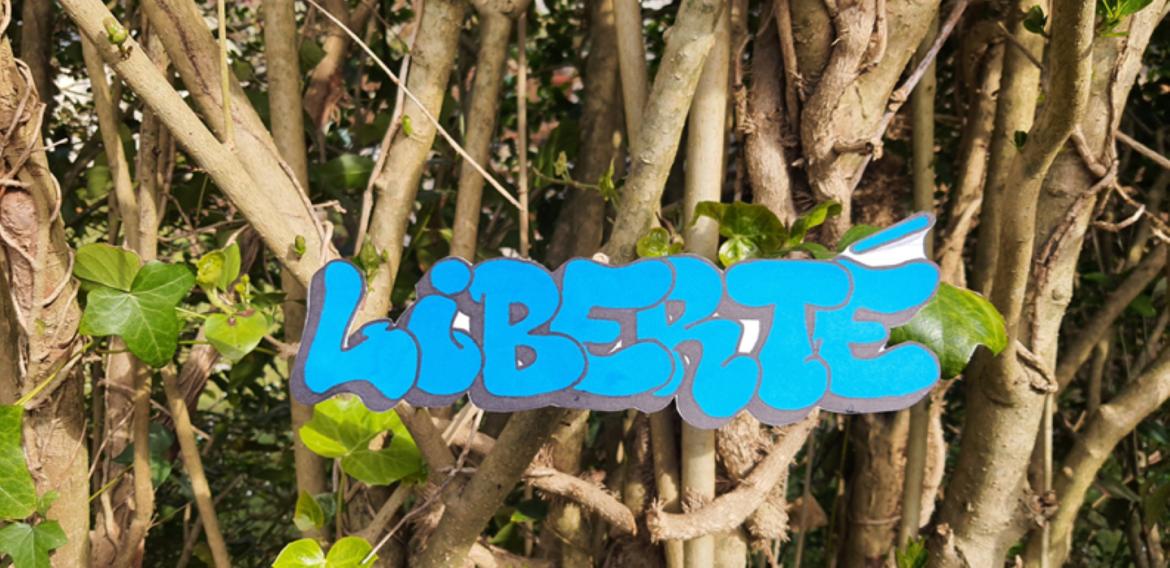 Réalisations de graffiti – niveau 3ème
