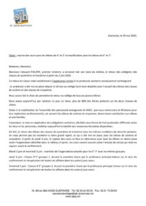 thumbnail of courrier_familles_organisation_cours