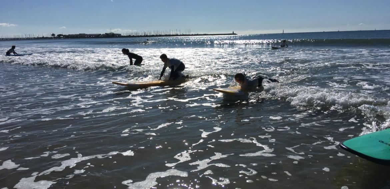 Découverte surf !