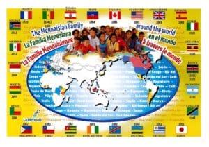 thumbnail of Carte – Famille mennaisienne dans le monde (2)