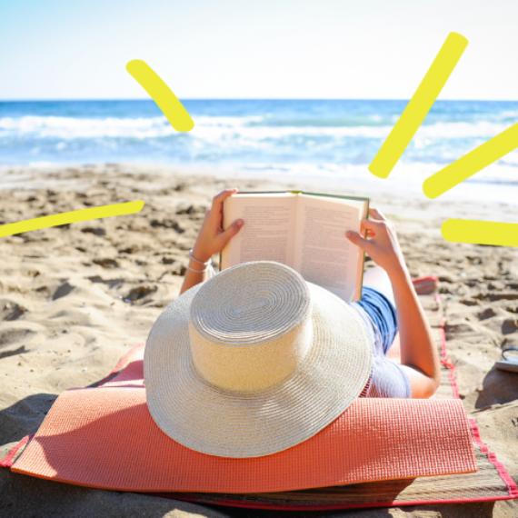 Liste de romans pour buller en vacances !