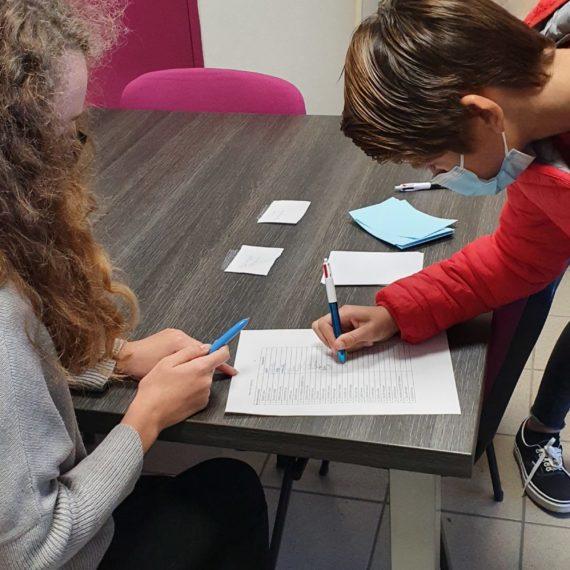 Election des délégués : éducation à la citoyenneté